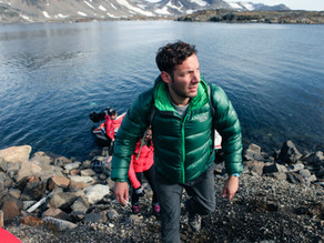 Antarctica in Shackleton's Footsteps with Jonathan Thompson