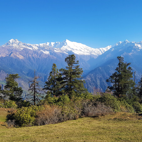 In the Footsteps of the Anwals through the Indian Himalayas with Travel Writer Juliet Rix