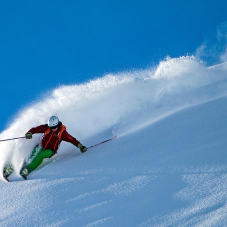 Olympic Gold Medal Skier Tommy Moe:  Heli-skiing Alaska's Backcountry