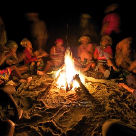 The Last Dance of the San Bushmen with Documentary Film Maker Ben Cole
