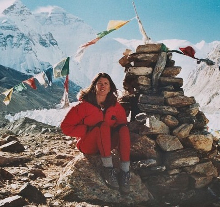 Seven Summits: Climbing the Highest Mountains On Each of the 7 Continents with Rebecca Stephens MBE