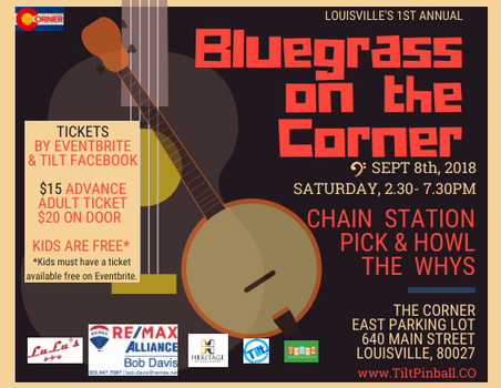 2018 Postcard _Bluegrass on the Corner F