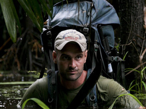 Walking the Amazon with Explorer Ed Stafford