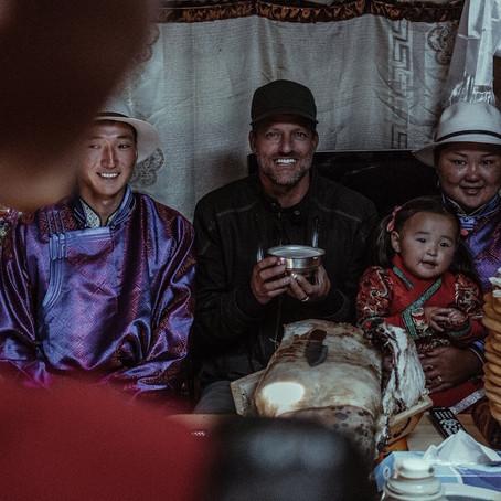 Horse Trekking in Mongolia with Pro Surfer Jon Rose