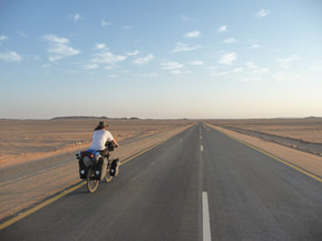 Signs of Life: a 53,000-mile Bike Ride Around the World with Doctor Stephen Fabes