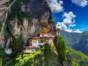 Land of the Thunder Dragon: Exploring Bhutan with British Travel Writer of the Year Emma Thomson
