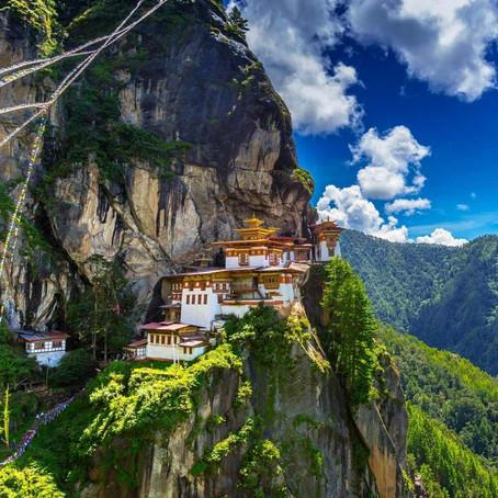 Land of the Thunder Dragon: Exploring Bhutan with British Travel Writer of the Year Emma Thomson