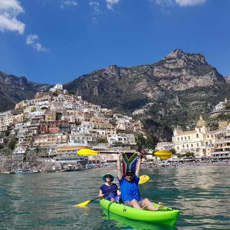 Sightless From Sicily to Southern France with Blind Explorer Christopher Venter