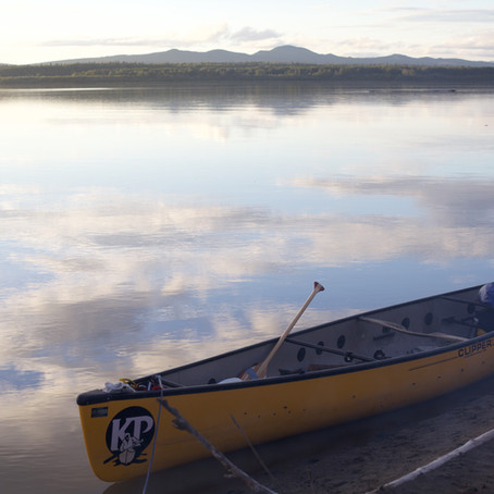 Kings of the Yukon: a 2,000-mile Alaskan River Paddle with Best-Selling Author Adam Weymouth
