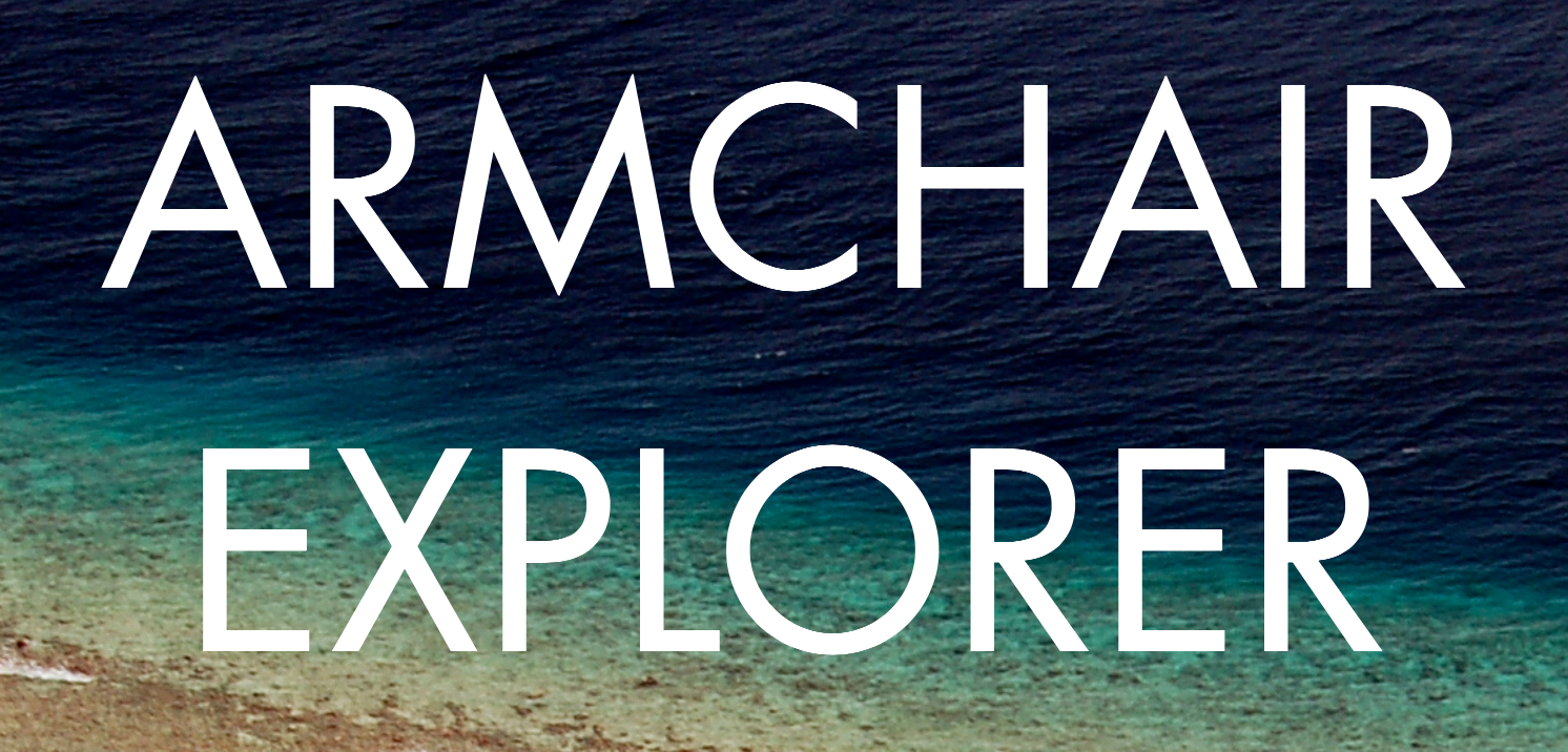 Adventure Travel Podcast | Armchair Explorer