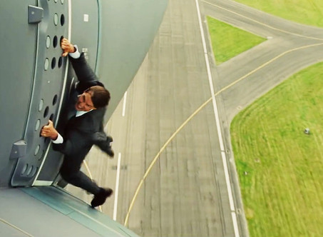 What's a PR stunt? Hint: it's nothing to do with Tom Cruise.