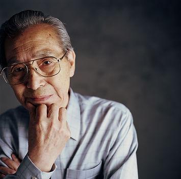 Alter asiatischer Mann