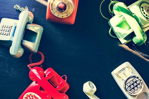 vintage-colourful-telephone-shoot-P6M73P