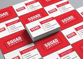 SquadLocker Business Cards