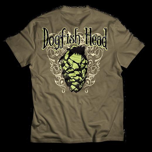 Dogfish T-shirt Back