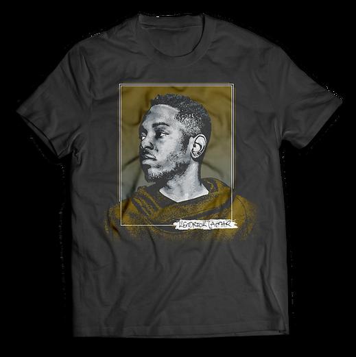 Kendrick Lamar T-Shirt Mockup