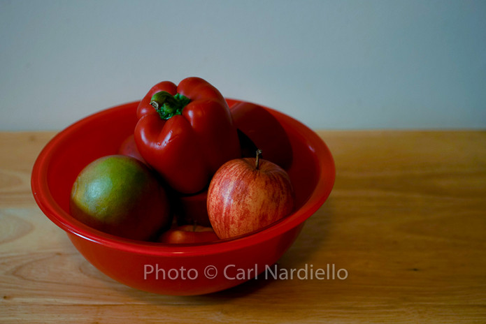 #1989-Red Bowl