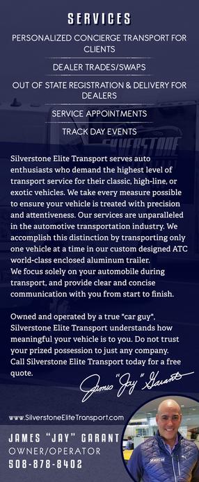 Silverstone Flyer Back