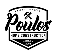 Poulos Carpentry Logo 2