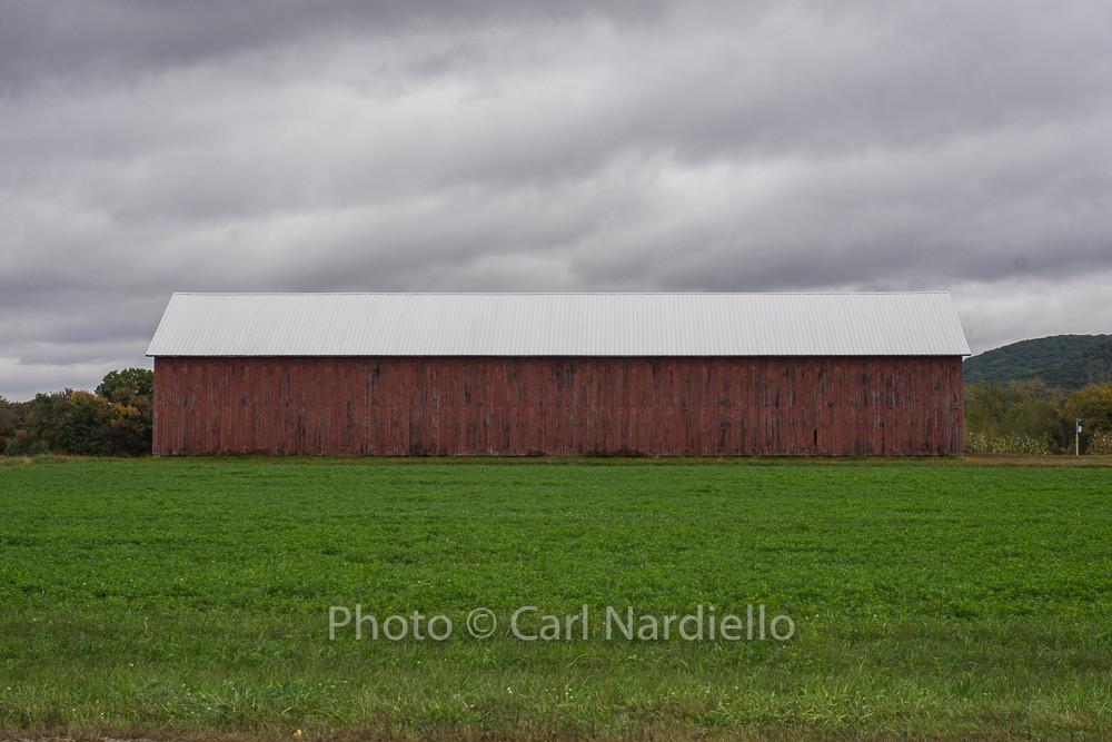 #1635-Tobacco Barn Hadley