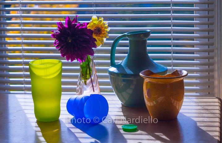 #1835-Broken Vase