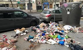 Paris saccagée ?