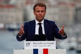 Les tartarinades d'Emmanuel Macron