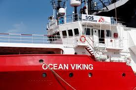 Ocean Viking : une provocation des activistes de SOS Méditerranée