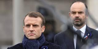 Emmanuel Macron à la peine dans les sondages