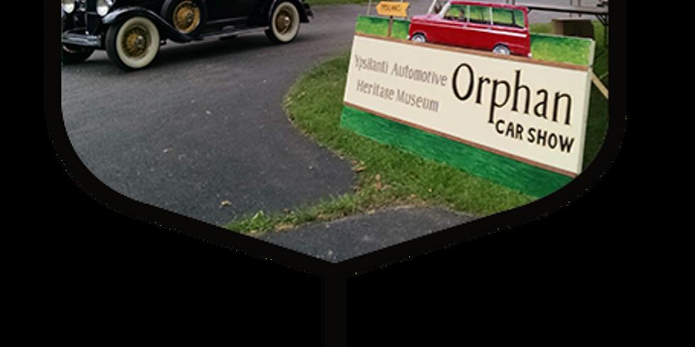 23rd Annual Orphan Car Show
