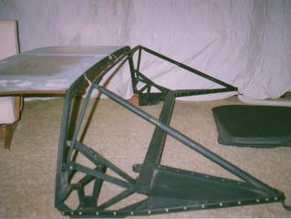 Automoda Fiero Convertible Roof Frame