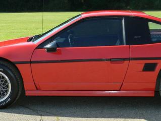 1986 Fiero GT