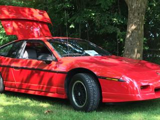 1988 Pontiac Fiero GT