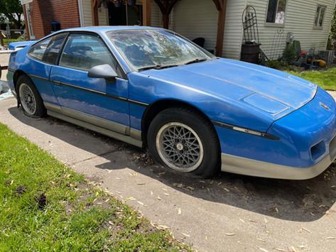 87 Fiero GT