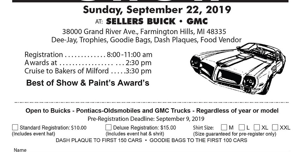 Sellers 31th Indian Summer Car Show -  (1)