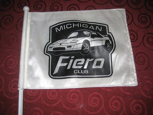 MFC Car Club Flag