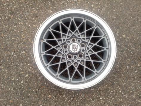 Set of 4 GT wheels