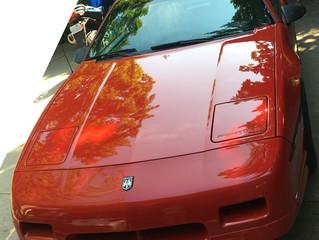 1988 Fiero GT manual
