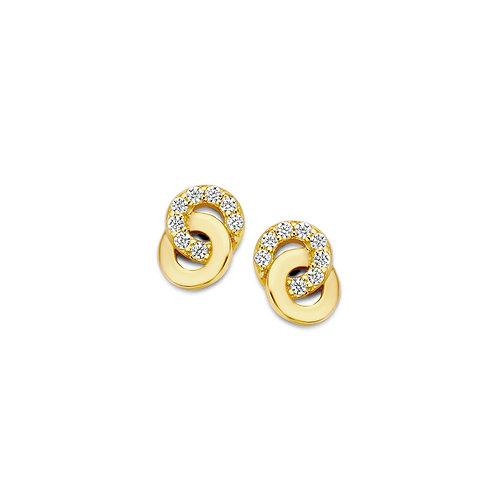 Boucles d'oreille Naiomy B0M10
