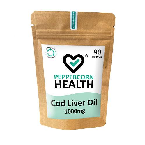 Cod Liver Oil -High Strength