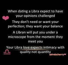 Dating Libras
