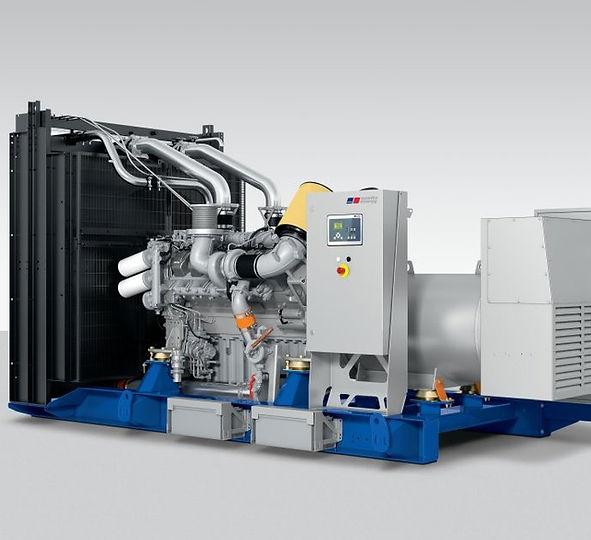 Baltic Marine Group AS, MTU Energy