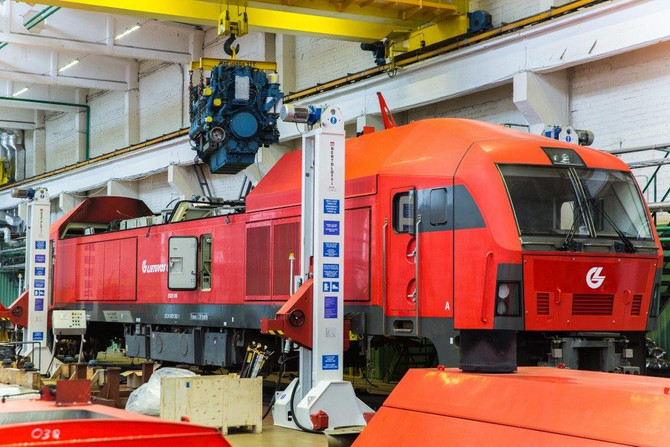 First overhaul for the Lithuanian MTU 16V4000 R41 engines