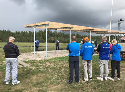 8 layouts where we shoot Skeet, Trap and FITASC clay shooting disciplines - Sporting, Compak® Sporting, Universal Trench.