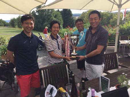 9/2(土) 早慶対抗ゴルフ大会2017