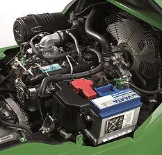 Motor carretilla diesel CESAB M315.jpg