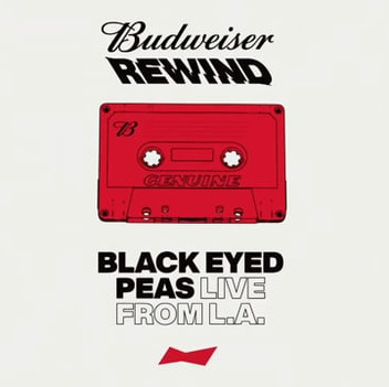 Budweiser Rewind - Black Eyed Pease