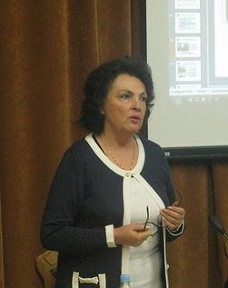 Валентина Гошовська підвищення кваліфікації
