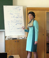 Леся Ільченко-Сюйва підвищення кваліфікації