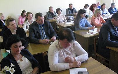 Семінар підвищення кваліфікацції Громадянське суспільство